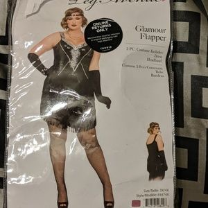 Torrid Flapper Costume